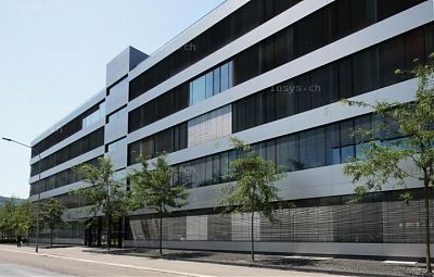 UBS Bürogebäude Flur-Süd, Zürich